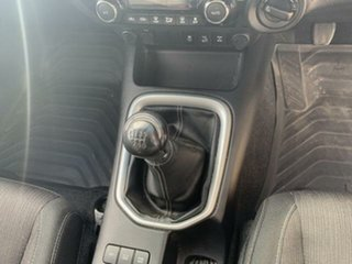 2018 Toyota Hilux GUN126R MY17 SR5 (4x4) 6 Speed Manual Dual Cab Utility.