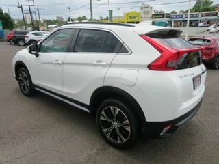2018 Mitsubishi Eclipse Cross YA MY18 LS 2WD White 8 Speed Constant Variable Wagon