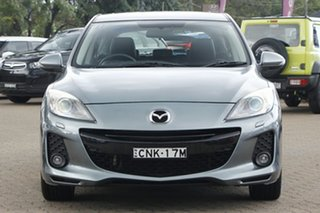 2013 Mazda 3 BM SP25 Grey 6 Speed Manual Hatchback