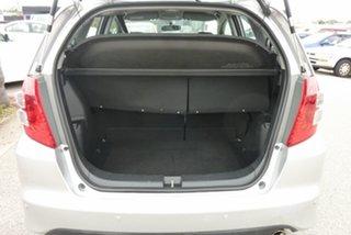2009 Honda Jazz GE VTi-S Silver 5 Speed Automatic Hatchback