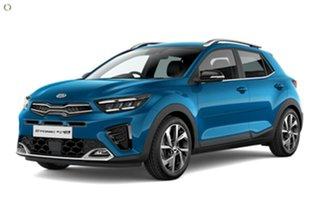 2020 Kia Stonic YB MY21 Blue 7 Speed Sports Automatic Dual Clutch Wagon
