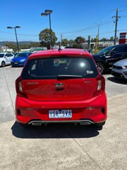 2020 Kia Picanto JA MY20 GT-Line Signal Red 4 Speed Automatic Hatchback.