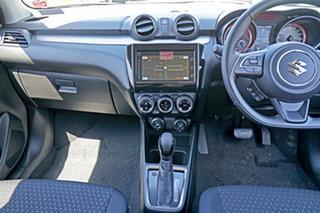 2020 Suzuki Swift AZ Series II GLX Turbo White 6 Speed Sports Automatic Hatchback