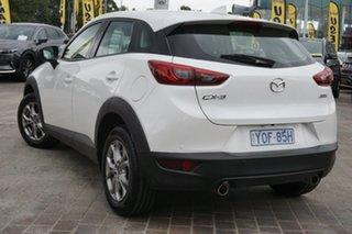 2020 Mazda CX-3 DK2W7A Maxx SKYACTIV-Drive FWD Sport White 6 Speed Sports Automatic Wagon