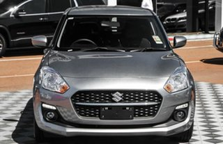 2020 Suzuki Swift AZ Series II GL Navigator Plus Premium Silver 1 Speed Constant Variable Hatchback.