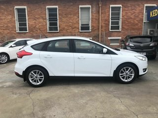 2015 Ford Focus LZ Trend White 6 Speed Manual Hatchback.