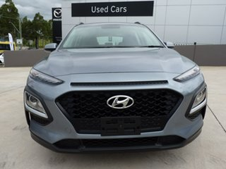 2018 Hyundai Kona OS MY18 Active 2WD Lake Silver 6 Speed Sports Automatic Wagon.