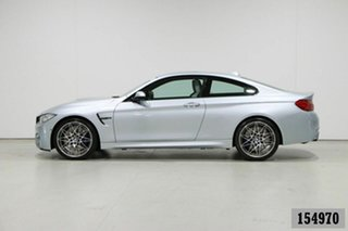 2016 BMW M4 F82 LCI MY17 Competition Silver 7 Speed Auto Dual Clutch Coupe