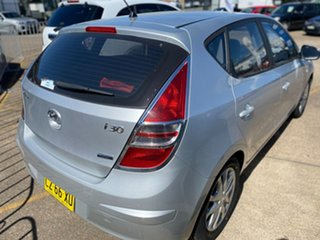 2008 Hyundai i30 FD SX Silver 5 Speed Manual Hatchback