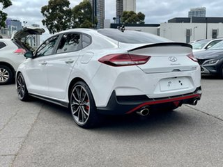 2020 Hyundai i30 PDe.3 MY20 N Performance Lux S.Roof Polar White 6 Speed Manual Fastback