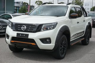 2019 Nissan Navara D23 S4 MY20 ST-X White 7 Speed Sports Automatic Utility