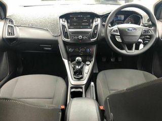 2015 Ford Focus LZ Trend White 6 Speed Manual Hatchback