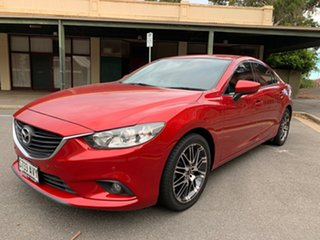 2013 Mazda 6 GJ1031 Touring SKYACTIV-Drive Soul Red 6 Speed Sports Automatic Sedan