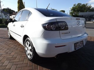 2006 Mazda 3 BK10F2 Neo White 4 Speed Sports Automatic Sedan