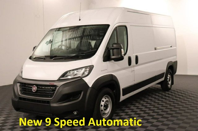 New Fiat Ducato Series 7 Mid Roof LWB Acacia Ridge, 2021 Fiat Ducato Series 7 Mid Roof LWB White 9 speed Automatic Van