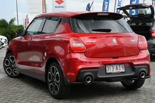 2020 Suzuki Swift AZ Series II Sport Burning Red 6 Speed Automatic Hatchback.