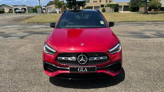 2020 Mercedes-Benz GLA-Class H247 801MY GLA250 DCT 4MATIC Designo Patagonia Red 8 Speed.