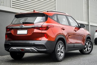 2020 Kia Seltos SP2 MY21 Sport 2WD Orange 1 Speed Constant Variable Wagon