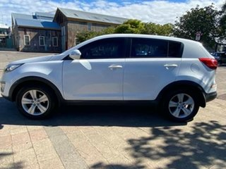 2010 Kia Sportage SL SI White 6 Speed Sports Automatic Wagon