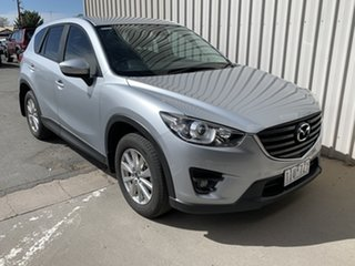 2016 Mazda CX-5 KE1072 Maxx SKYACTIV-Drive Sport 6 Speed Sports Automatic Wagon.