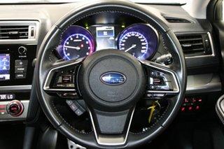 2019 Subaru Liberty MY19 2.5I White Continuous Variable Sedan