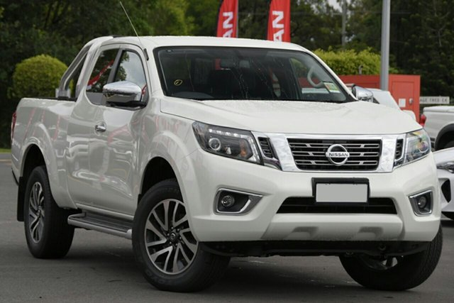 New Nissan Navara D23 S4 MY20 ST-X King Cab St Marys, 2020 Nissan Navara D23 S4 MY20 ST-X King Cab Polar White 7 Speed Sports Automatic Utility