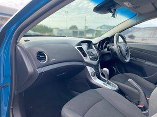2013 Holden Cruze JH MY14 Equipe Blue 6 Speed Sports Automatic Sedan
