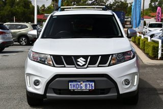 2017 Suzuki Vitara LY S Turbo 2WD White 6 Speed Sports Automatic Wagon