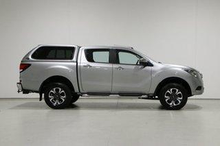 2017 Mazda BT-50 MY17 Update XTR (4x4) Grey 6 Speed Manual Dual Cab Utility