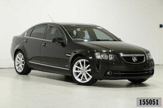 2012 Holden Calais VE II MY12 V Black 6 Speed Automatic Sedan.