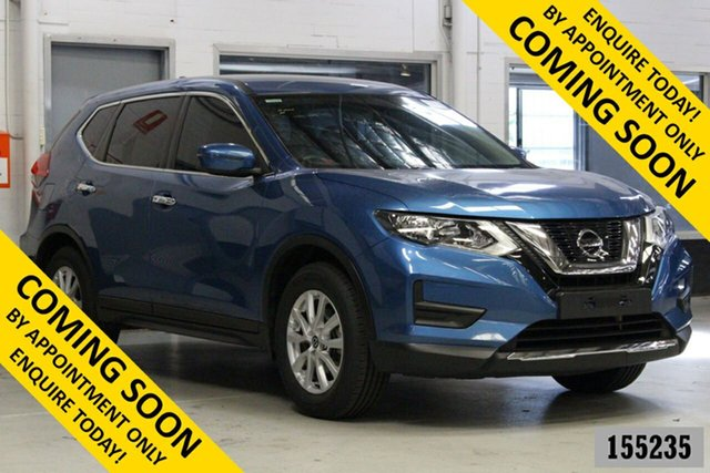 Used Nissan X-Trail T32 Series 2 ST (2WD) Bentley, 2018 Nissan X-Trail T32 Series 2 ST (2WD) Blue Continuous Variable Wagon