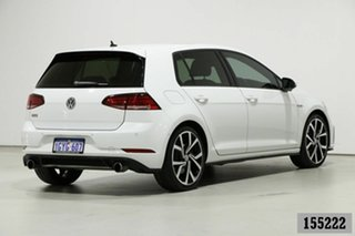 2019 Volkswagen Golf AU MY19 GTi White 7 Speed Direct Shift Hatchback