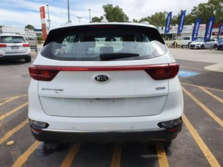 2018 Kia Sportage QL MY18 AO Edition AWD White 6 Speed Sports Automatic Wagon
