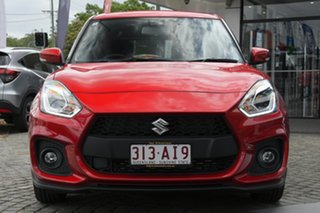 2020 Suzuki Swift AZ Series II Sport Burning Red 6 Speed Sports Automatic Hatchback