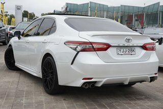 2019 Toyota Camry GSV70R SX White 8 Speed Sports Automatic Sedan