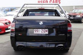 2007 Holden Ute VE SS V Black 6 Speed Sports Automatic Utility