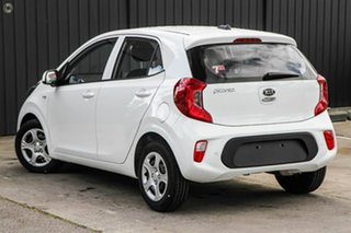 2020 Kia Picanto JA MY20 S White 4 Speed Automatic Hatchback