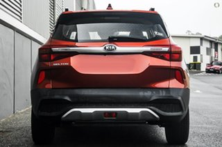 2020 Kia Seltos SP2 MY21 Sport 2WD Orange 1 Speed Constant Variable Wagon.
