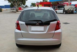 2009 Honda Jazz GE GLi Silver 5 Speed Manual Hatchback