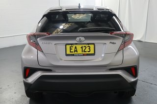 2019 Toyota C-HR NGX10R Standard (2WD) Silver Continuous Variable Hatchback