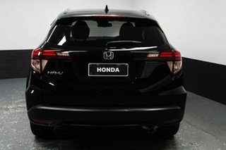 2015 Honda HR-V MY15 VTi-L Crystal Black 1 Speed Constant Variable Hatchback