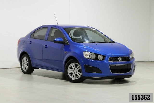 Used Holden Barina TM MY13 CD Bentley, 2012 Holden Barina TM MY13 CD Blue 6 Speed Automatic Sedan