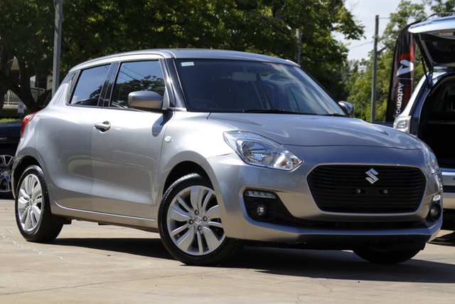 Used Suzuki Swift AZ GL Navigator Toowoomba, 2019 Suzuki Swift AZ GL Navigator Silver 1 Speed Constant Variable Hatchback