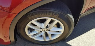 2011 Volkswagen Tiguan 5NC MY11 125 TSI Burgundy 7 Speed Auto Direct Shift Wagon