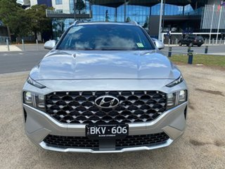 2020 Hyundai Santa Fe TM.V3 Highlander Silver Sports Automatic Dual Clutch Wagon