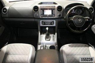 2016 Volkswagen Amarok 2H MY16 TDI420 Atacama (4x4) White 8 Speed Automatic Dual Cab Utility