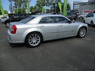 2009 Chrysler 300C MY2010 SRT-8 Silver 5 Speed Sports Automatic Sedan.