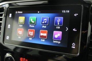 2019 Mitsubishi Triton MR MY19 GLS Double Cab Graphite 6 Speed Sports Automatic Utility