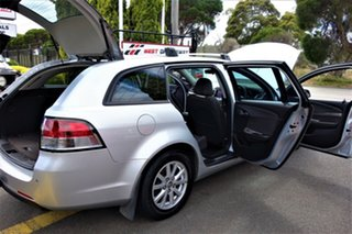 2013 Holden Commodore VF MY14 Evoke Silver 6 Speed Sports Automatic Sedan