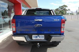 2014 Ford Ranger PX XLT Super Cab Blue 6 Speed Manual Utility.